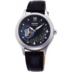 Дамски часовник ORIENT Blue Moon Open Heart Automatic - RA-AG0019B