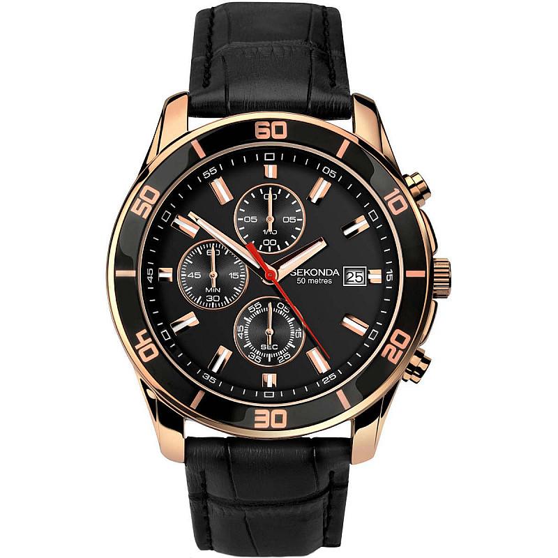Мъжки часовник Sekonda Chronograph - S-1051.00 1