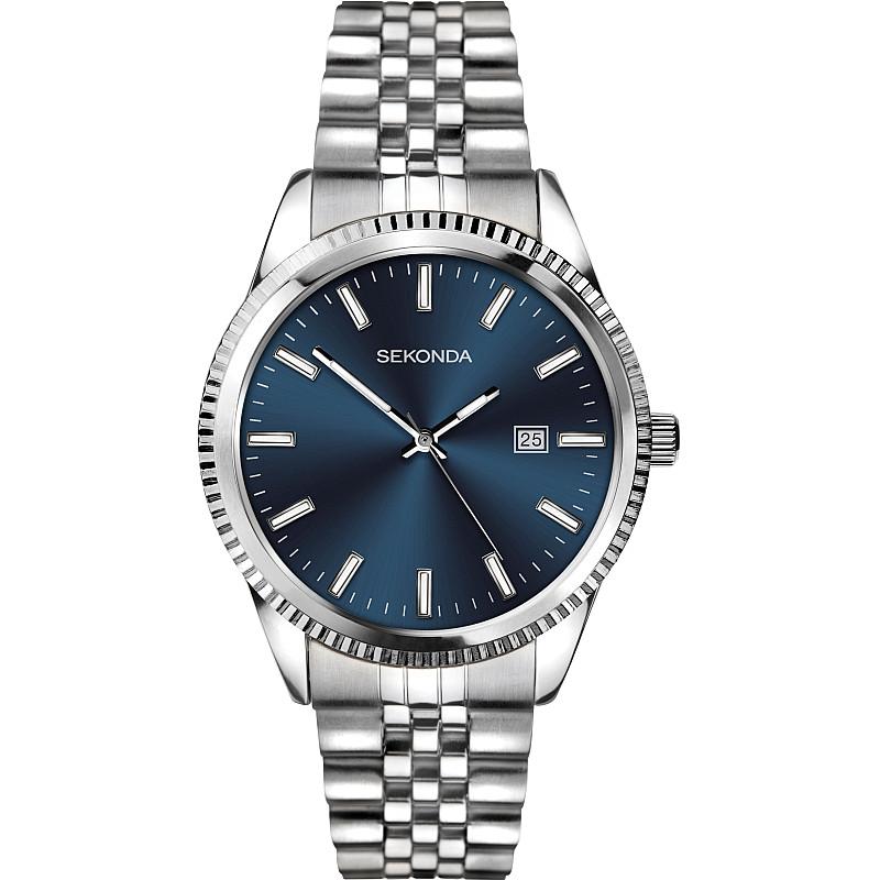 Мъжки часовник Sekonda Men's Classic - S-1640.00 1