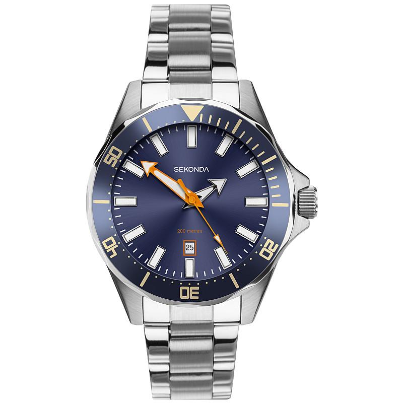 Мъжки часовник Sekonda Diving Watch - S-1845.00 1
