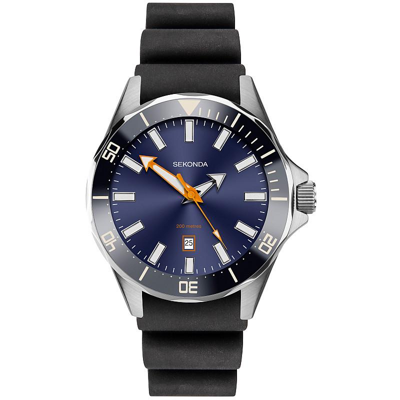 Мъжки часовник Sekonda Diving Watch - S-1846.00 1