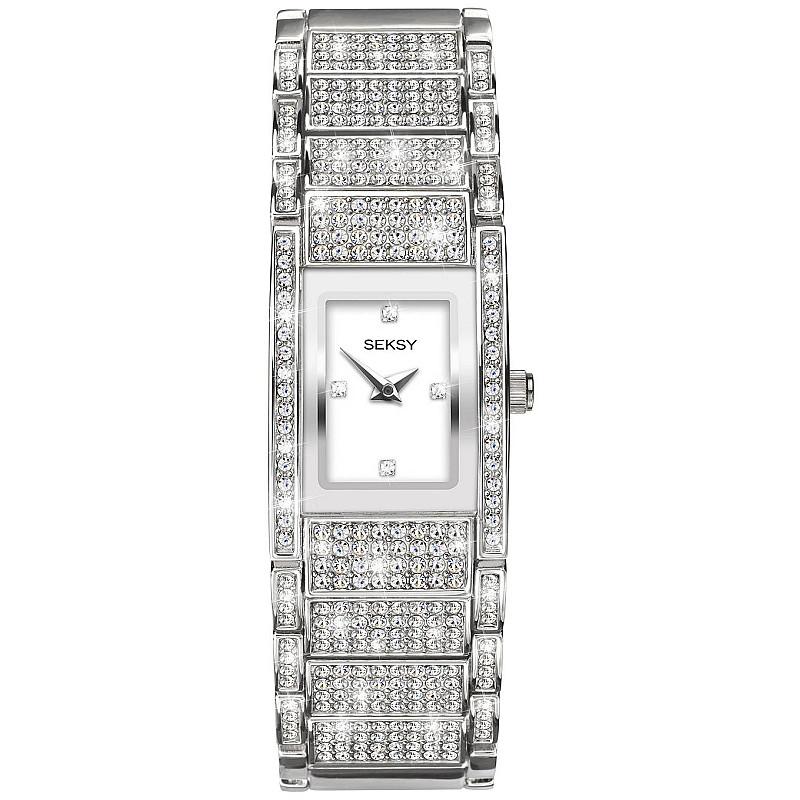 Дамски часовник Seksy Swarovski - S-2582.37