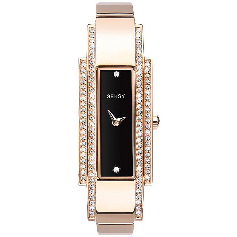 Дамски часовник Seksy Swarovski - S-2738.37
