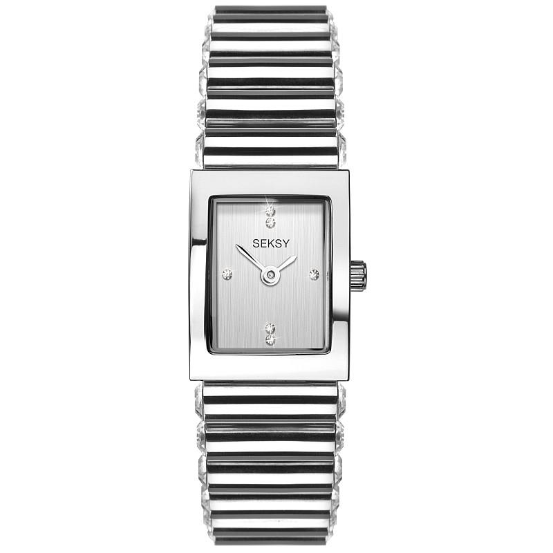 Дамски часовник Seksy Edge Swarovski Crystals - S-2864.37