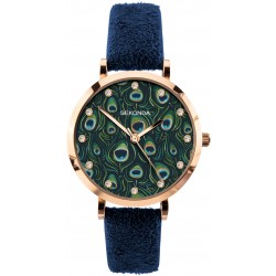 Дамски часовник Sekonda Editions Peacock Design - S-40022.00 1