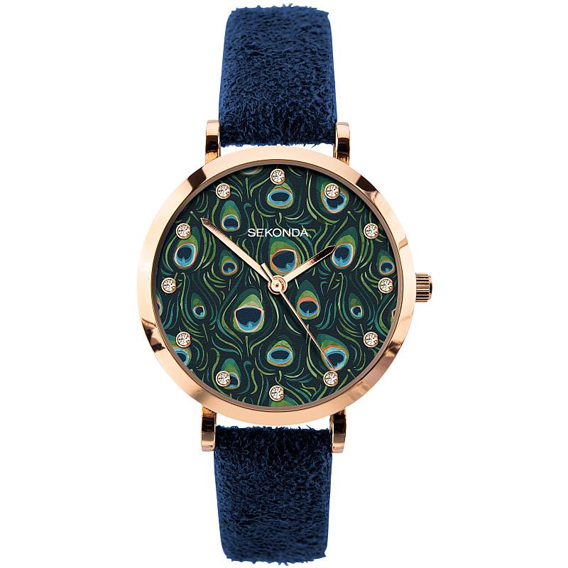 Дамски часовник Sekonda Editions Peacock Design - S-40022.00 1