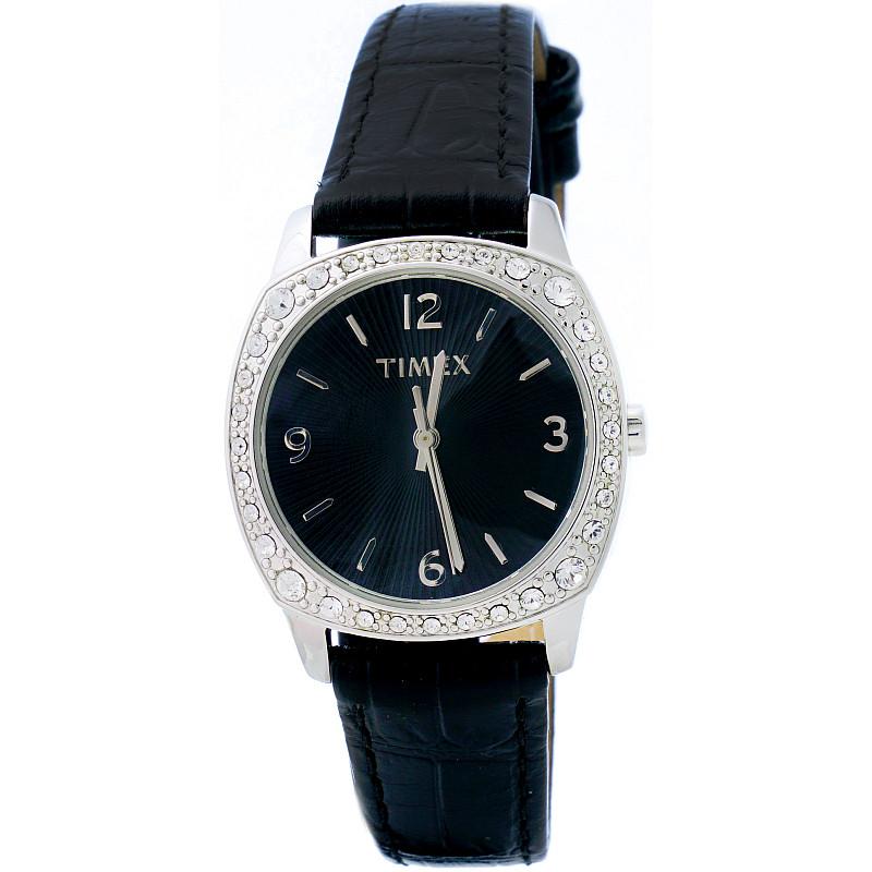 Дамски часовник Timex Swarovski Crystals Edition - T2N037