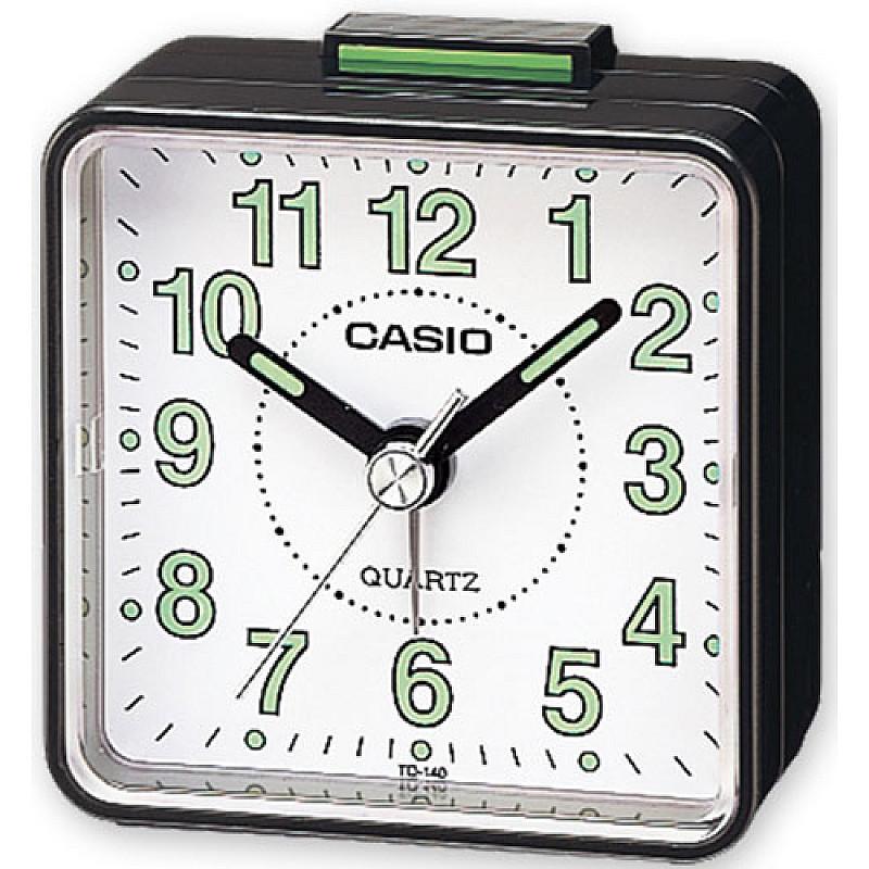 Будилник CASIO - TQ-140-1BEF