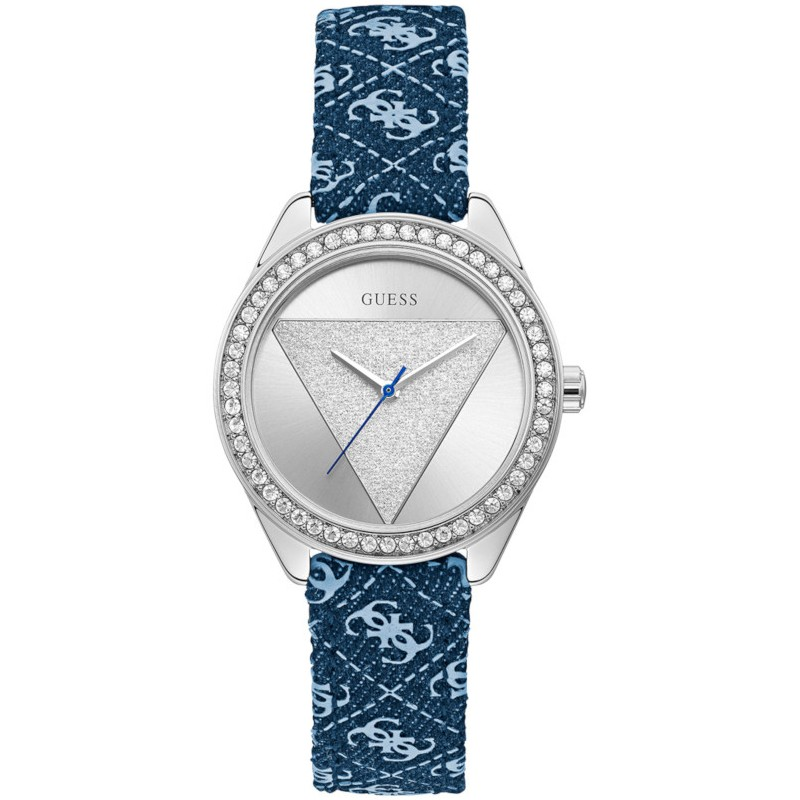 Дамски часовник Guess Tri Glitz - W0884L10 1