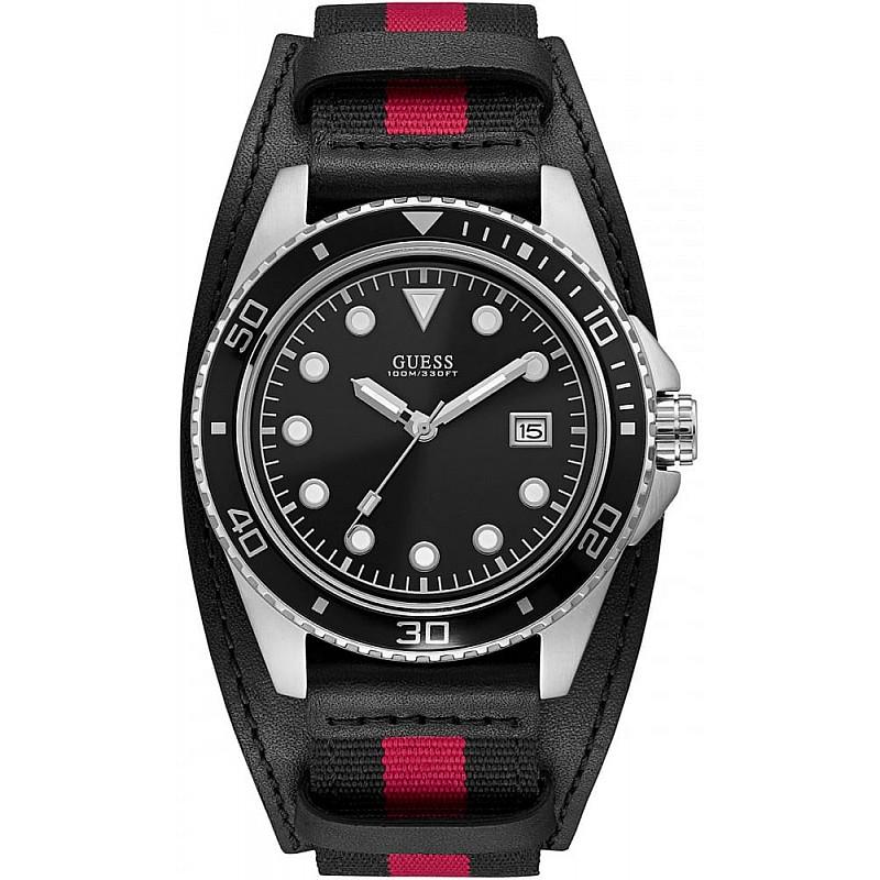 Мъжки часовник Guess Crew - W1051G1
