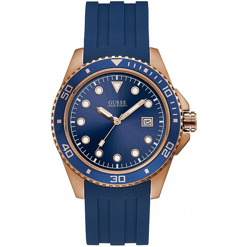 Мъжки часовник Guess Crew - W1109G3